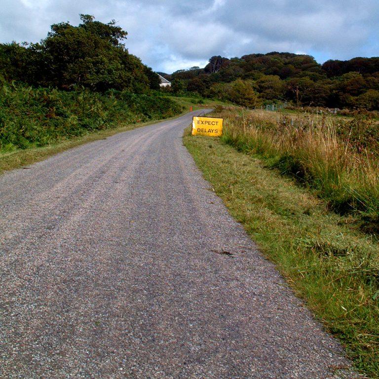 Life in the daft lane…